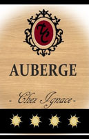 Logo for Auberge Chez Ignace